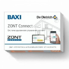 GSM термостат для газовых котлов BAXI и De Dietrich ZONT CONNECT ML00003824