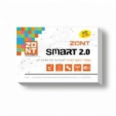 ZONT SMART 2.0 Отопительный контроллер для электрических и газовых котлов ML00004479