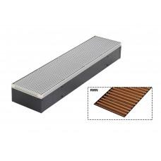 Радиатор Jagarus mini canal h09 l130 t42 micl0.00913042/rmn/jr